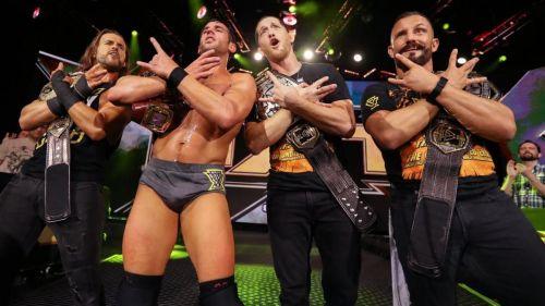 NXT's Undisputed Era has just begun