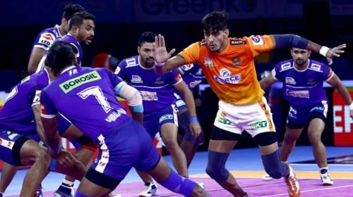 Puneri Paltan look to avenge their previous loss against Haryana Steelers tonight.