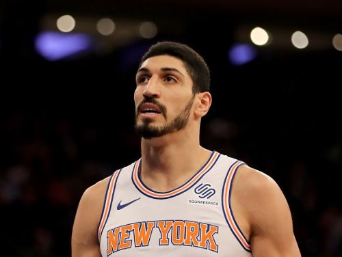 Enes Kanter spent 18 months with the New York Knicks