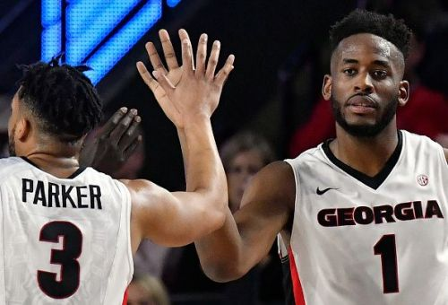 Yante Maten spent time at Georgia before joining the Miami Heat