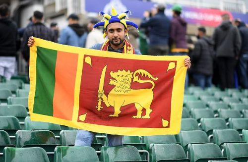 Pakistan v Sri Lanka 2019