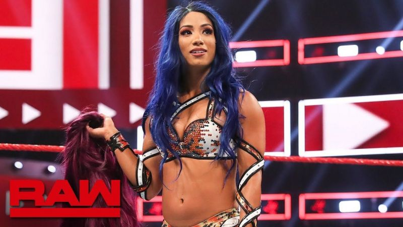 How can WWE capitalize off of Sasha Banks and her momentum?