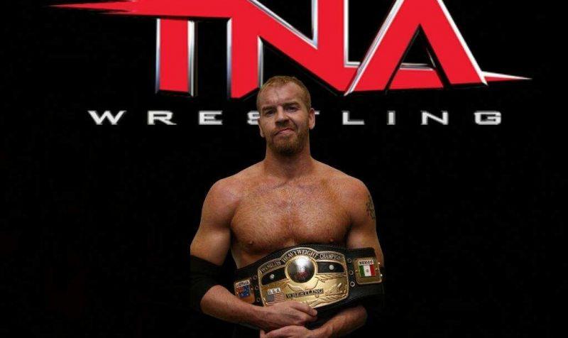Christian as the NWA World Champion