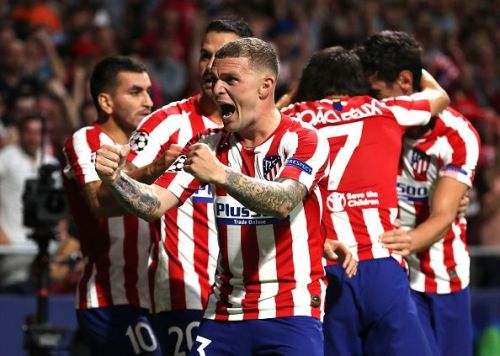 Atletico Madrid came from 2-0 down to snatch a point against Juventus in midweek