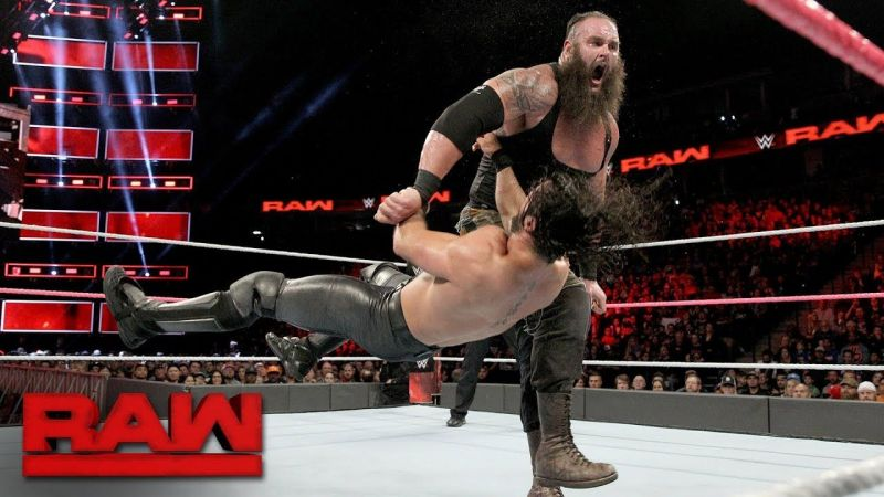 Will Strowman turn his back on Rollins?