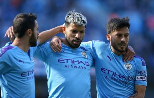 Manchester City were dominant, to say the least