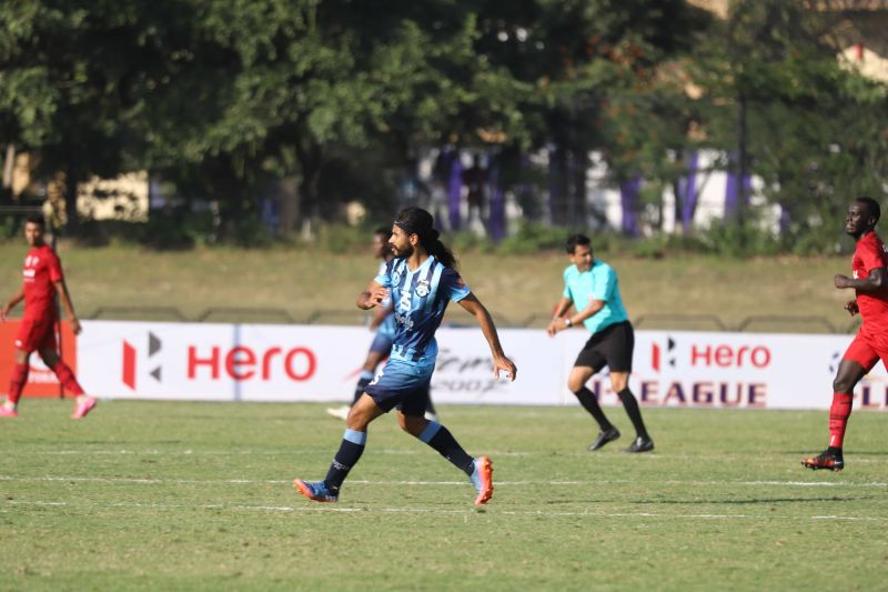 Arashpreet Singh made 14 appearances in the previous season of I-League alongside playing in the AFC Champions League Qualifiers against Saipa FC