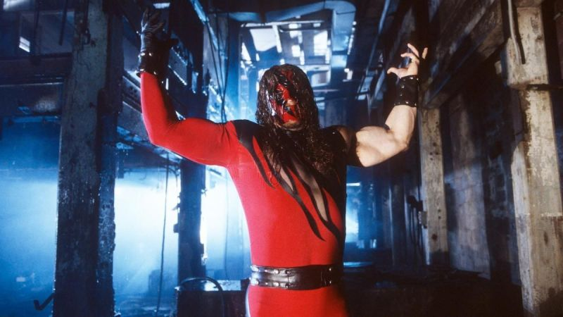 Kane is a two-time WWE World Champion