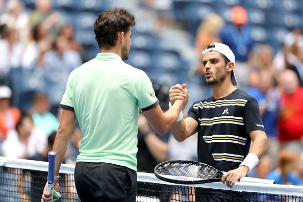 4th seed Dominic Thiem was the highest-seeded casualty in the first week of the 2019 US Open