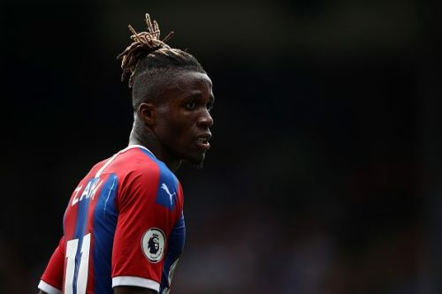 Zaha will have to play an important role for Palace against Spurs.