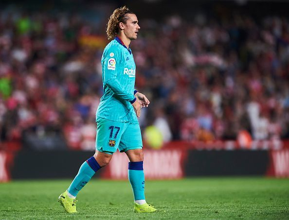 Griezmann had a night to forget
