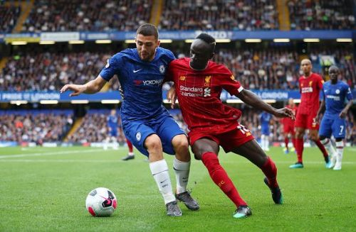 Liverpool emerged victorious after securing a 2-1 win at the Bridge