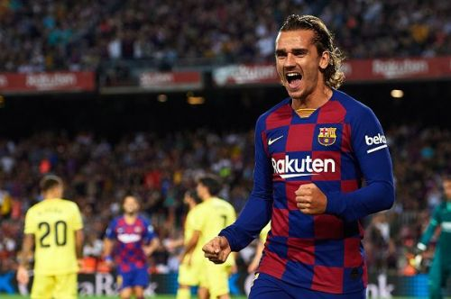 Griezmann could add to his tally