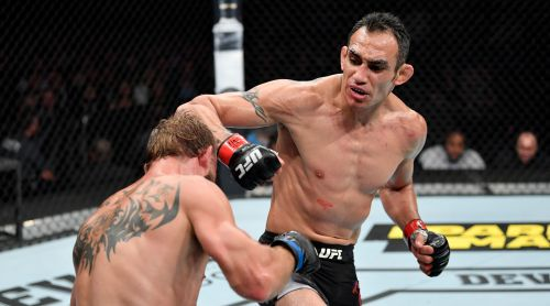 Tony Ferguson should be next in line for Khabib