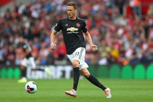 Nemanja Matic could make his first start this season for United.