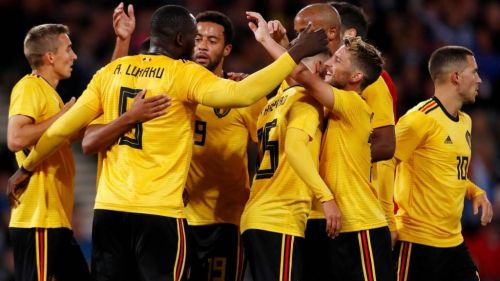 In the fixture against San Marino, it may well be a matter of how many goals Belgium score