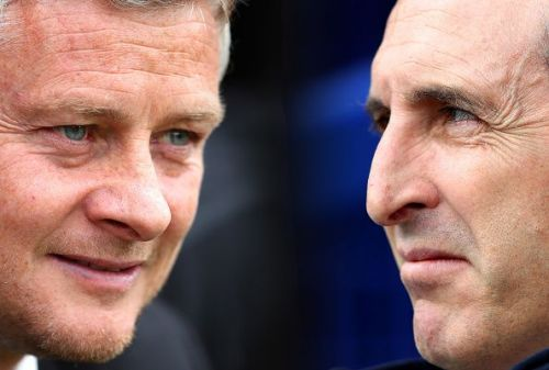 Solskjaer and Emery will be battling it out in this matchday's blockbuster encounter.