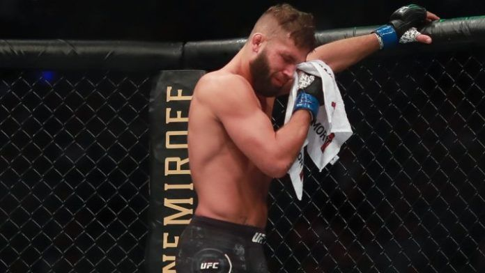 Ufc News Jeremy Stephens Gets Handed A Six Month Suspension