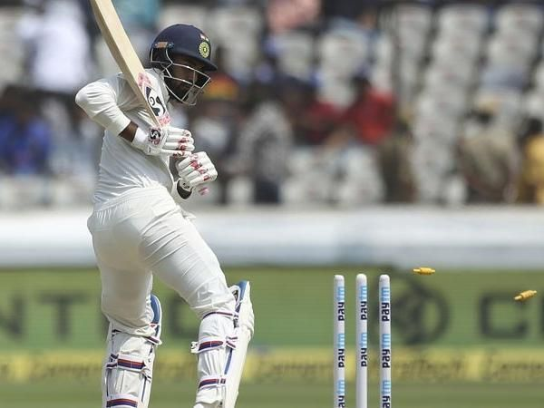 Kl Rahul had a poor outing in West Indies