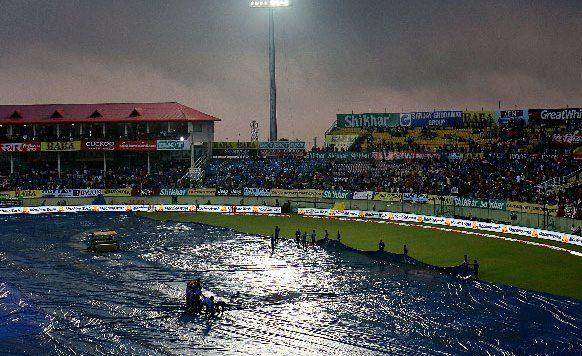 भारत-दक्षिण अफ्रीका पहला टी20 रद्द हुआ था