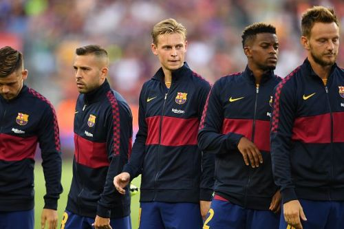 Barca's midfield selection is a difficult task for the manager