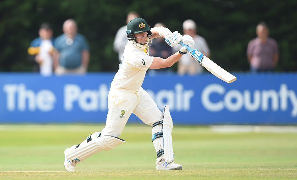 Steve Smith has regained full fitness and even played the Tour match against Derbyshire