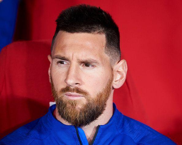 Messi could start against Villarreal