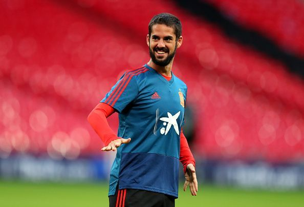Isco could be pivotal to the way Spain play in the coming years