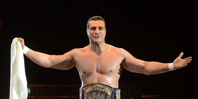 Alberto Del Rio was fired by WWE after a backstage incident in 2014