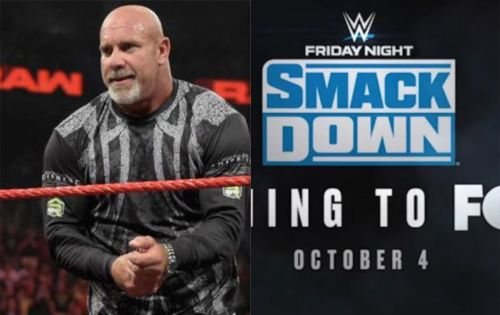 Goldberg teases a match and WWE roster draft possibly spoiled