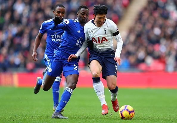 Leicester City play host to Tottenham in a big game this weekend