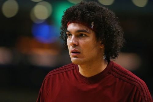 Anderson Varejao wants a return to the NBA