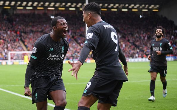 Liverpool found the breakthrough in the 70th minute