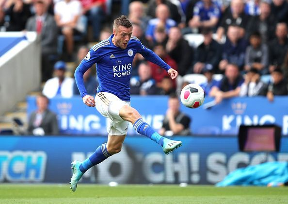 Vardy was brilliant against Bournemouth