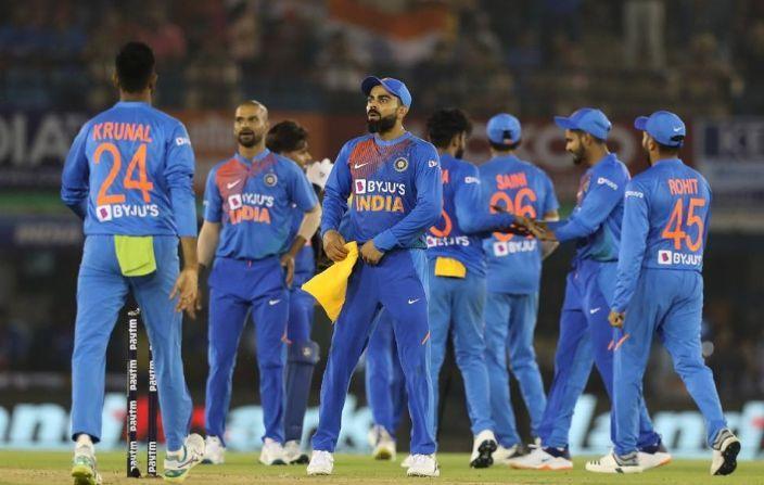 भारत ने शानदार जीत  (फोटो: BCCI)