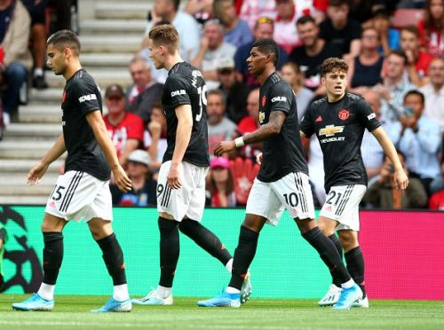United will look to get back to winning ways against Leicester after dropping points in three straight games