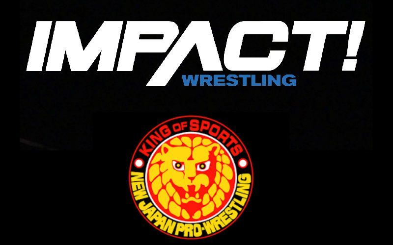 Can Impact and New Japan repair their relationship?
