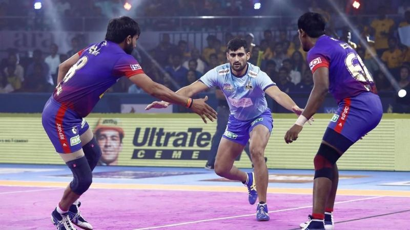 Can Rahul Chaudhari revive the poor campaign that the Thalaivas are having?