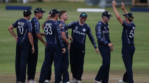 स्कॉटलैंड क्रिकेट टीम