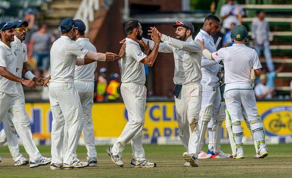 2 अक्टूबर से शुरु होगी दोनों टीमों के बीच टेस्ट सीरीज