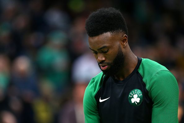 Jaylen Brown is eligible to sign an extension with the Celtics