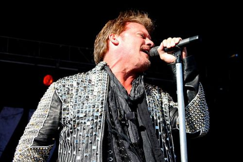 Jericho heads the metal band Fozzy.