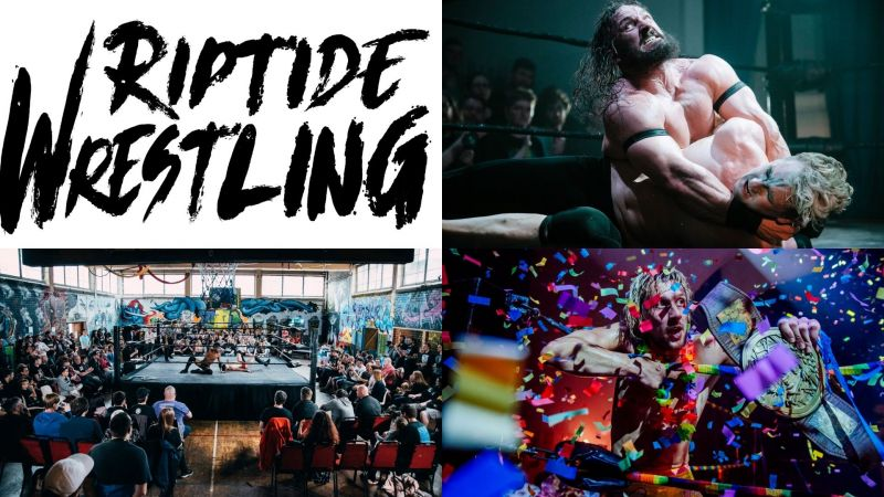 RIPTIDE Wrestling is making waves!