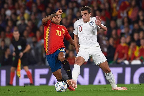 Is Harry Winks the missing piece that England
