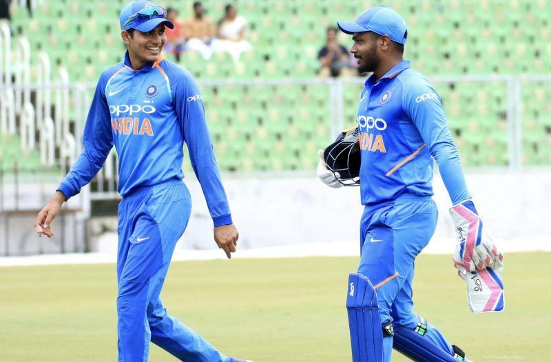 संजू सैमसन ने 91 रन बनाए