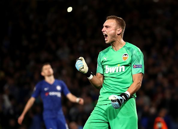 Cillessen was up to the task whenever called into action