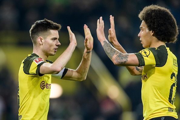 Borussia Dortmund will be raring to go as they begin their European campaign against Barcelona