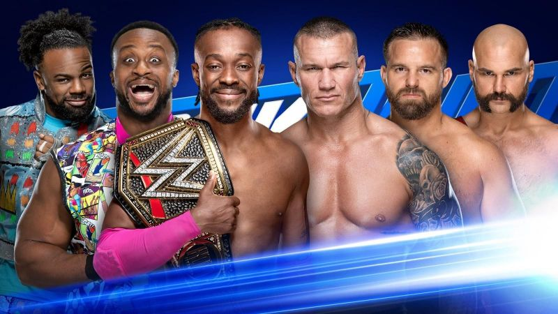 Will the New Day silence the trio of Randy Orton and The Revival?