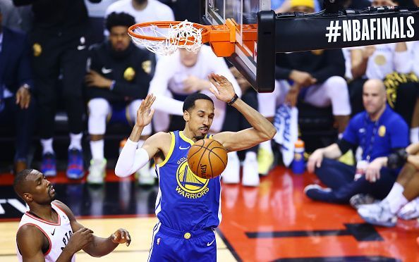 Shaun Livingston featured for the Golden State Warriors during the 2019 NBA Finals