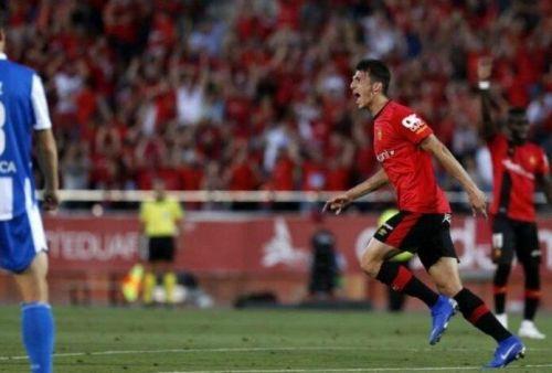 Budimir scored a brace in his last fixture for Mallorca